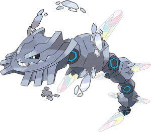 Pokémon Omega Ruby & Alpha Sapphire - Mega Evolutions