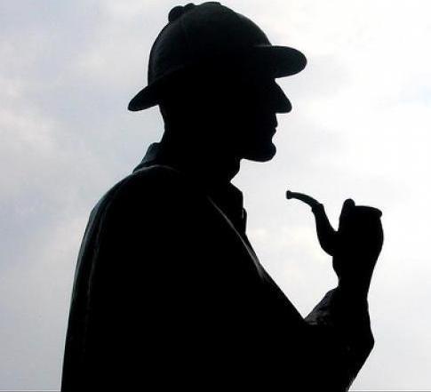 """Elementary."" - Sherlock Holmes"
