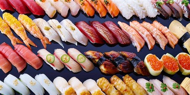 How To Make Your Own Sushi & Sashimi