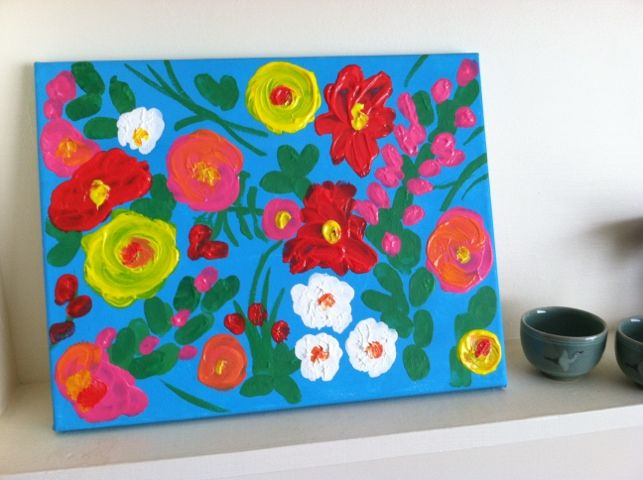 finger painting inspired by lilly pulitzer pattern activity gamesclass activitiestoddler - Toddler Painting Games