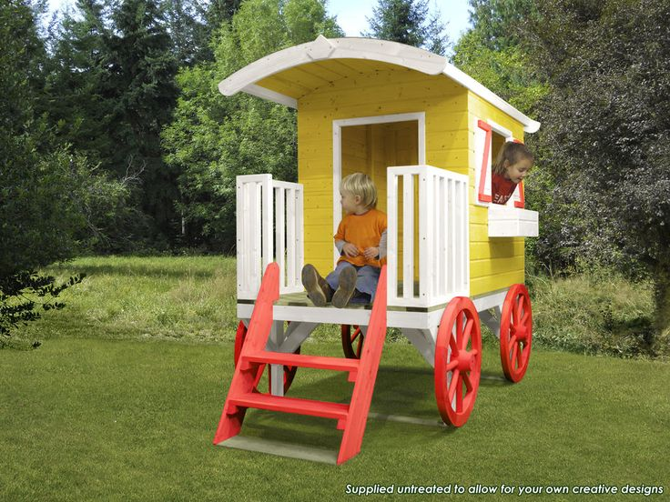 dunster house spiel caravan swb children s wooden outdoor