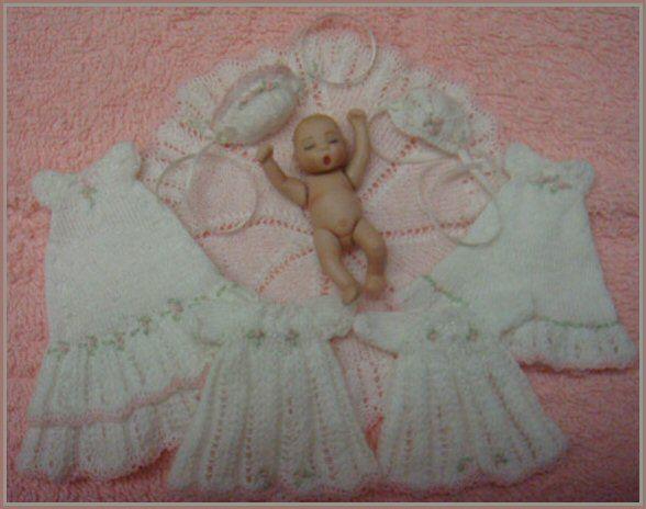 21 Best Miniature Knitting Images On Pinterest Miniature
