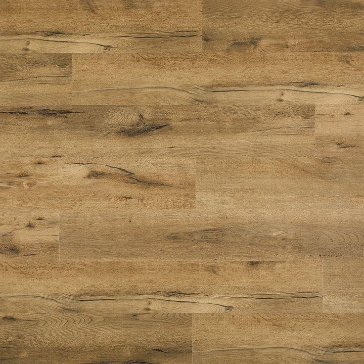 Vinyl Planks - 6.5mm WPC Click Lock - Renaissance Collection - Camel / 6.5mm / WPC / Click Lock