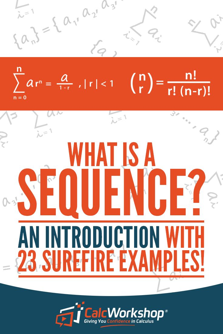 Sequences in Algebra - POWERFUL video lesson on how to find the general term and rule for sequences.  With 23 examples, you'll have everything you need to score well in your next quiz or test.  Terrific for new teachers too.  Excellent topic for secondary math courses.  Be able to identify terms and generate a sequence for arithmetic or geometric sequences, simplify functions with factorials, and understand terms like monotonic, recursive, and convergence. #homeschooling #teaching