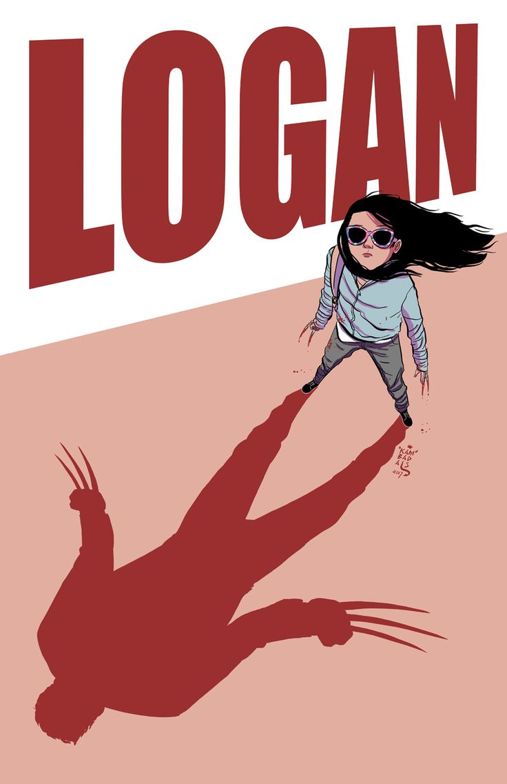 I really liked the new trailer of Logan. Can't wait to watch the movie!