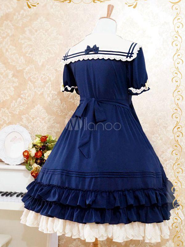 b75a31520fc Sweet Lolita Dress The Sails Of The Rhine Op Lolita One Piece Dress  Dress