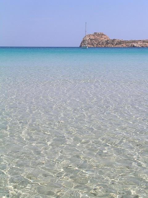 Porto tramatzu, Sardegna