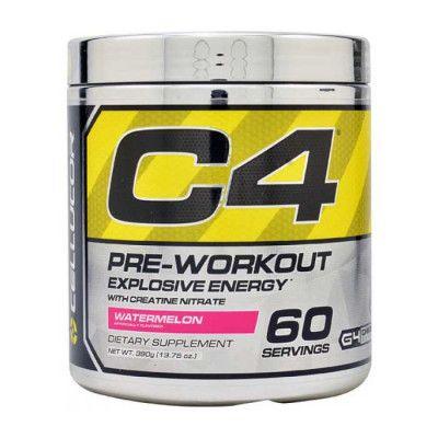 Saknar du motivationen och känner att resultaten har stannat? Då är Cellucor C4 Explosive Energy det perfekta valet för dig! En av världens mest sålda PWO med aktiva ingredienser som tar din träning till en ny nivå!