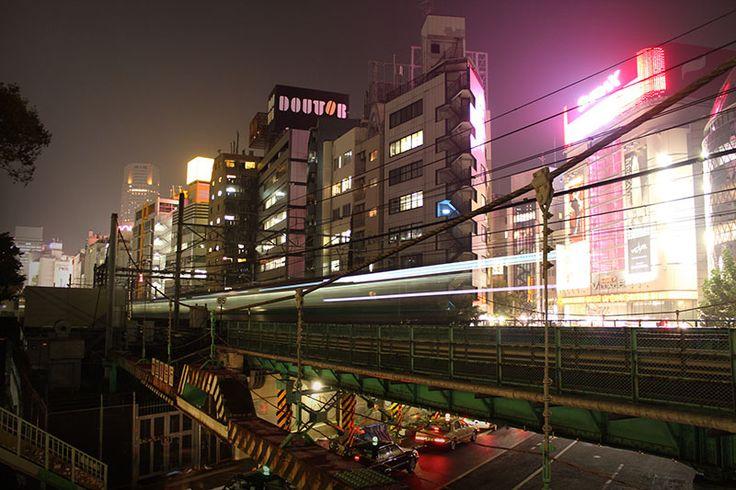 TOKYO TRAINS 2015