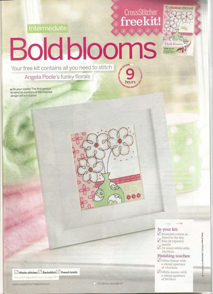 Bold blooms - Angela Poole