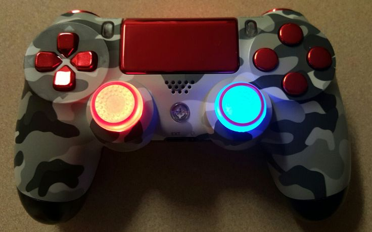 Build Up Modded Xbox 360 Controller