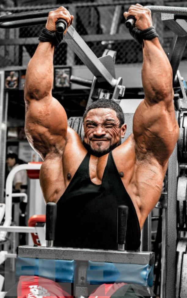 Roelly Winklaar is Back in the Game | FLEX Online | Back ...