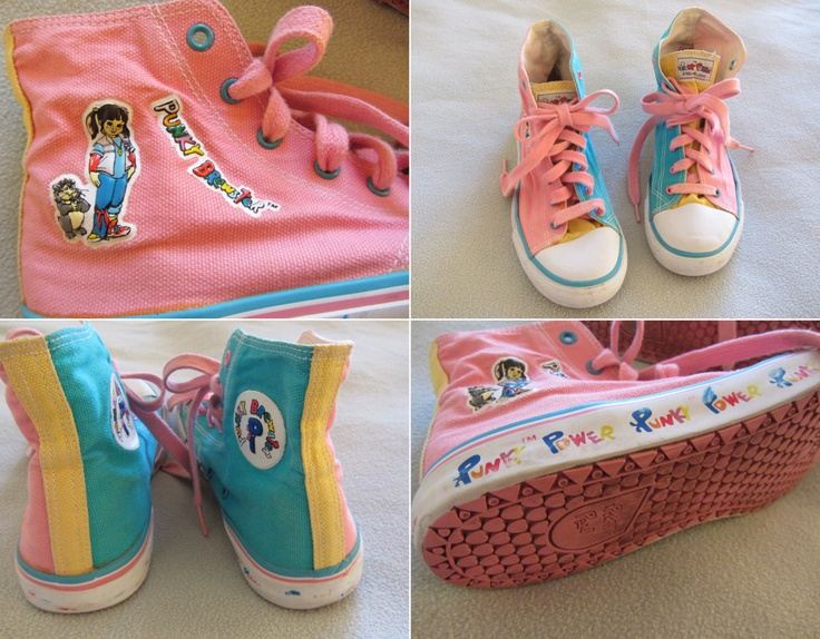 Punky Brewster Shoes For Sale