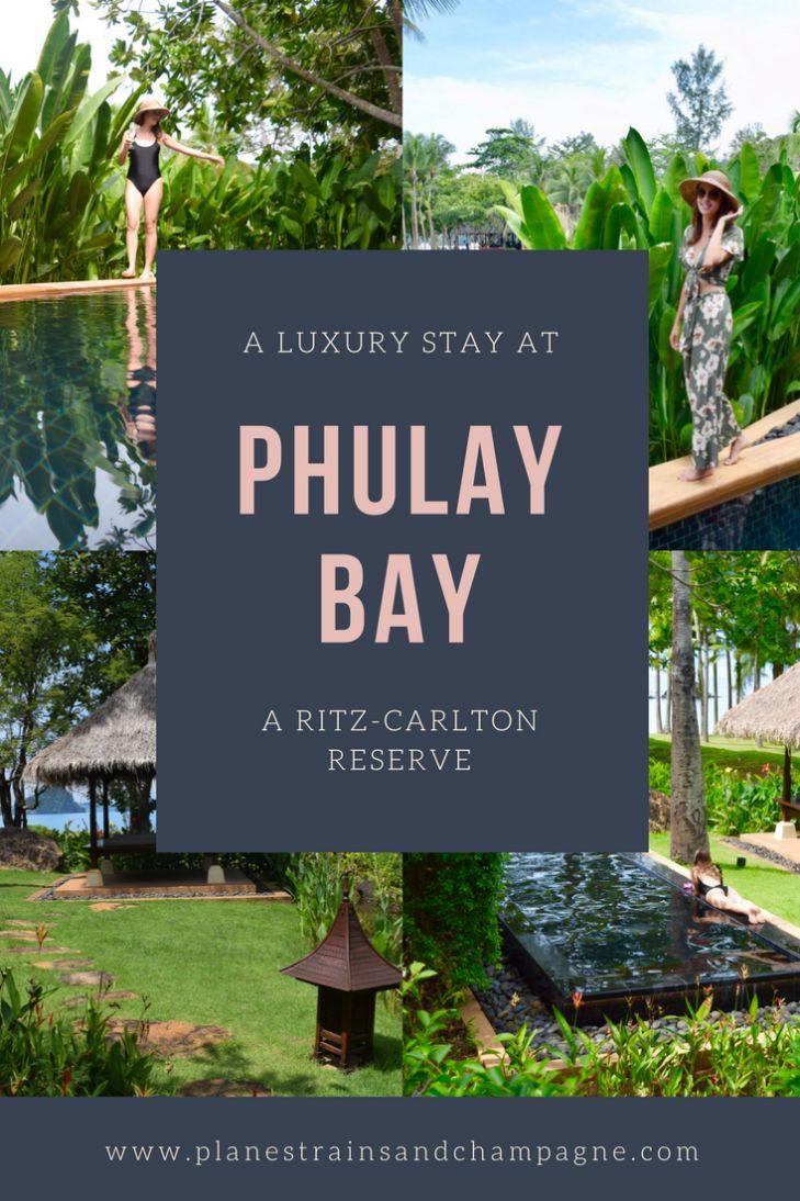 Phulay Bay - A Ritz- Carlton Reserve  Phulay Bay | Ritz-Carlton | Luxury Resort | Luxury Hotel | Beautiful Hotels | Thailand | Krabi | Phuket | Ritz Carlton Reserve | Travel | Southeast Asia | Thai Islands | Hotel Review
