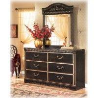 Coal Creek Dresser & Mirror