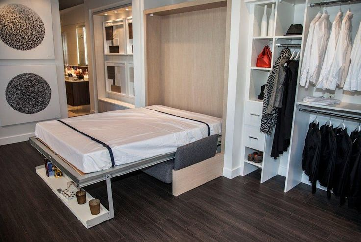 Interior Designer Furniture Inspection Waiver ~ Ultra efficient microcondos interior design with modern