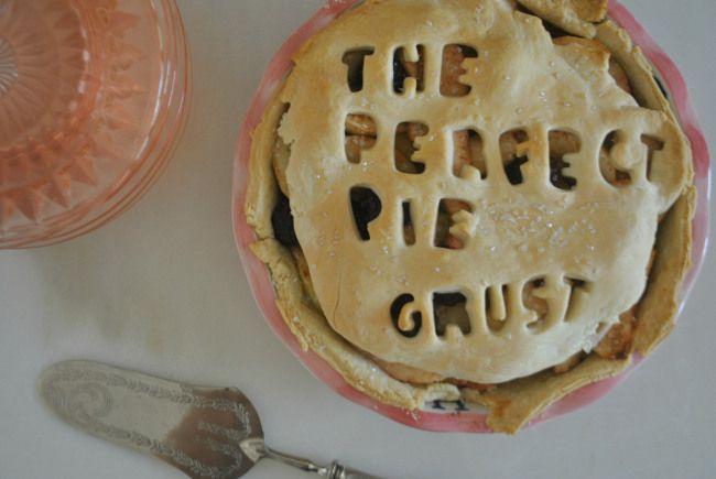 perfect pie crust! | Food n' drank | Pinterest