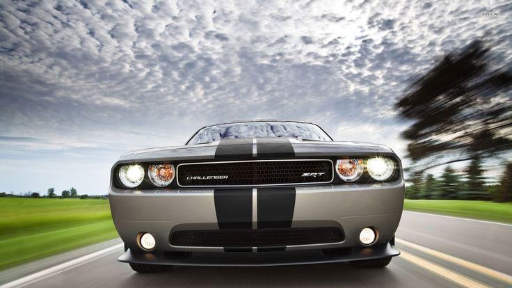 2012 Dodge Challenger SRT8