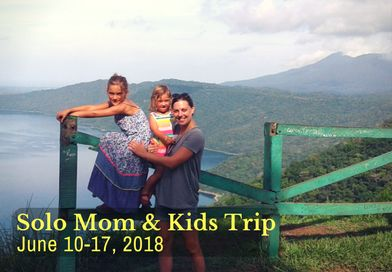 Solo Mom & Kids Trip June 10-17, 2018 | Adventure Together Travel made for you What's Included *Package does NOT