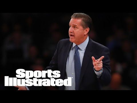John Calipari On Donald Trump, Sasha Banks, Kentucky Basketball | SI NOW | Sports Illustrated