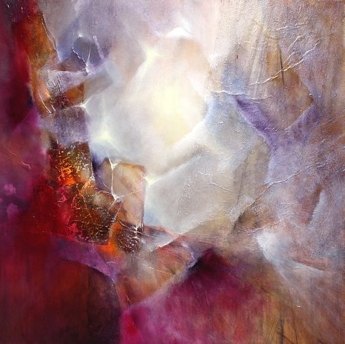 """Annette Schmucker, """"Vom Inneren Leuchten"""" With a click on 'Send as art card', you can send this art work to your friends - for free!"""