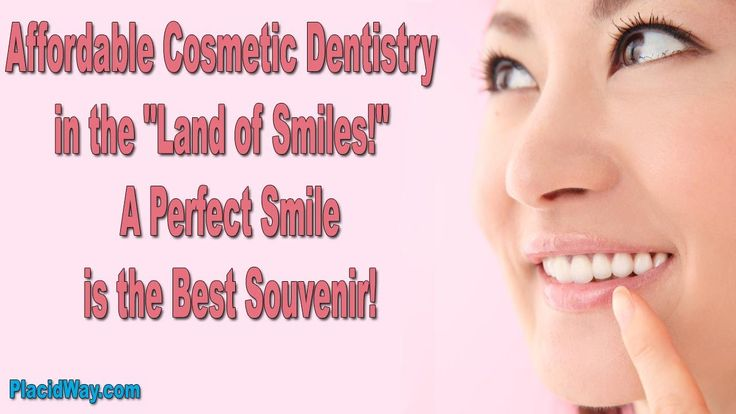 Top Dentists in Thailand - Cosmetic Dentistry Cost and Benefits
