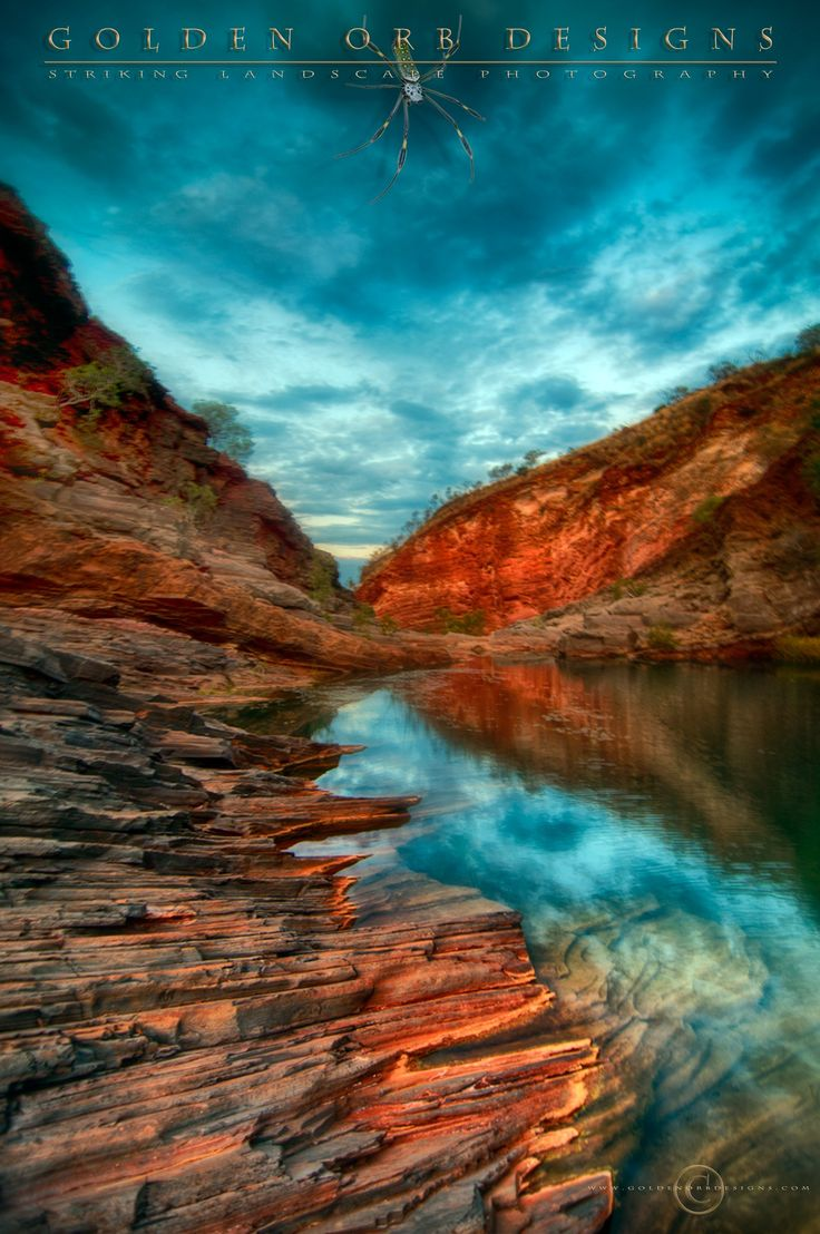 Jagged Reflections by Geoff Pritchard on 500px