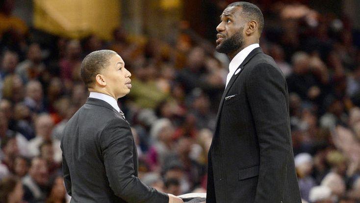 Lakers Moving On From Tyronn Lue Becomes Latest Installment Of Bizarre Saga Tyronn Lue Lebron Dress Shoes Men