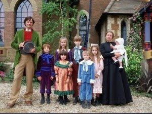 I mean, I'd be willing to have seven children with Colin Firth.