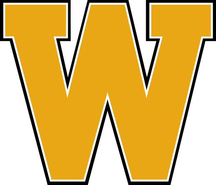 Logo Quot W Quot Google Search Wem Sports Logo Western