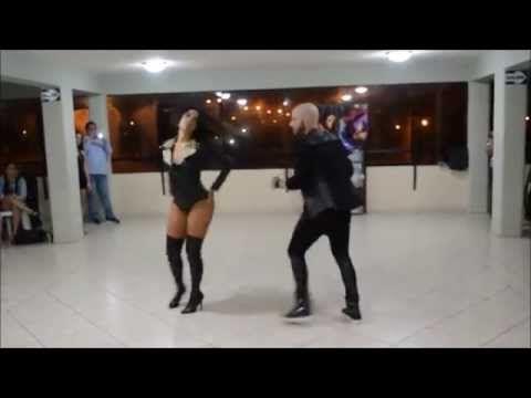 how to dance a duck under salsa