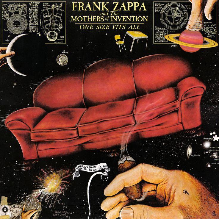 frank zappa album - Cerca con Google | Zappatiana,Siempre! | Pinterest