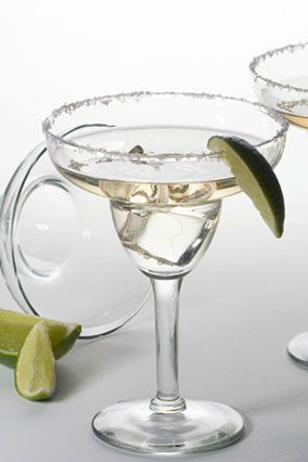 Skinny Drinks 101. Tequila over ice with two limes only 100 calories instead of a margarita normally =168-504 calories.