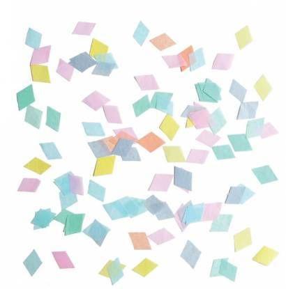 My little day konfetti, pastel ruder