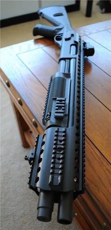 Remington 870: