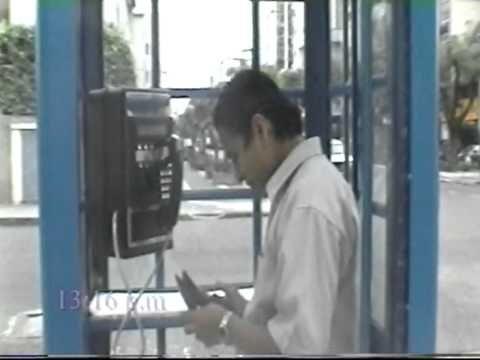 TELEFONO PUBLICO (CORTOMETRAJE) ACTOR ALFONSO VILLACIS - GUAYAQUIL ECUAD...