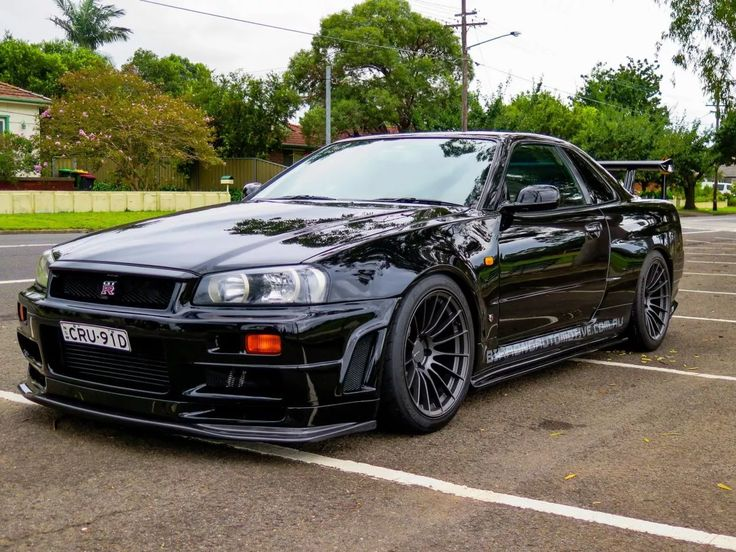 Birrong Automotive BNR34