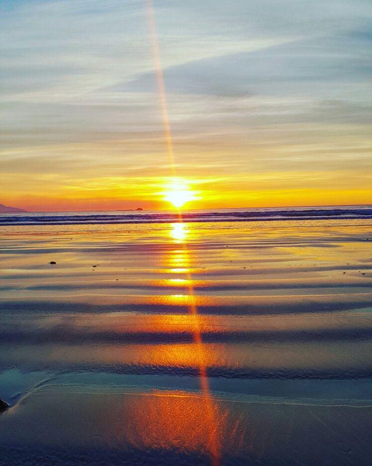 Banna beach, County Kerry, Ireland