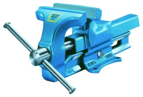 Heuer Parallel-Schraubstock 120 mm
