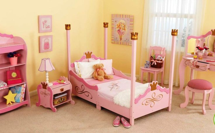 20 Creative Girls Bedroom Ideas For Your Child And Teenager Awesome Bedrooms For 11 Year Olds Tee Princess Toddler Bed Girls Bedroom Sets Kids Bedroom Sets Toddler bedroom set for girls