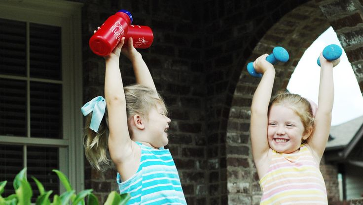 I have outlined ways moms can exercise with toddlers. This includes yoga, dance, and an outside circuit workout. Included is educational resources for moms.