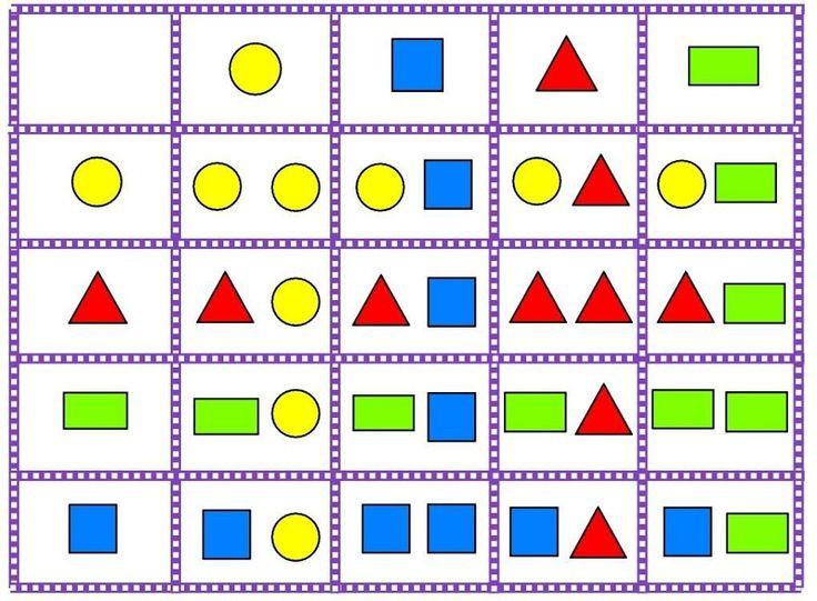 Antwoorden vormen 1, free printable