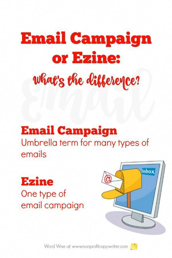 An Email Campaign Versus An Ezine What S The Difference As A Freelancer Blogger Or Content Writer Yo Freelance Writing Writing Jobs Freelance Writing Jobs