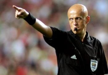 Pierluigi Collina (Greatest Referee) - Check out more @ http://pinterest.com/SoccerFocus/Greatest-Managers