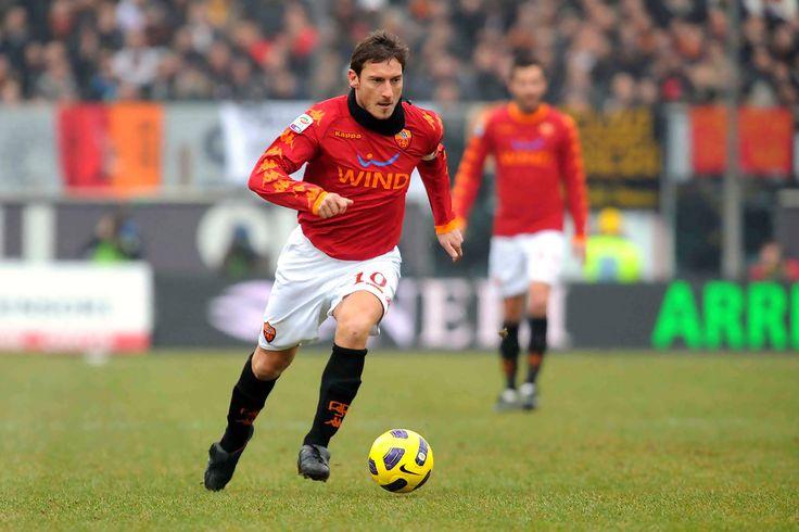 Francesco Totti Photos Photos: AC Cesena v AS Roma - Serie ...