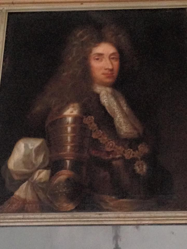 Ritratto del Marchese Giacomo Natta