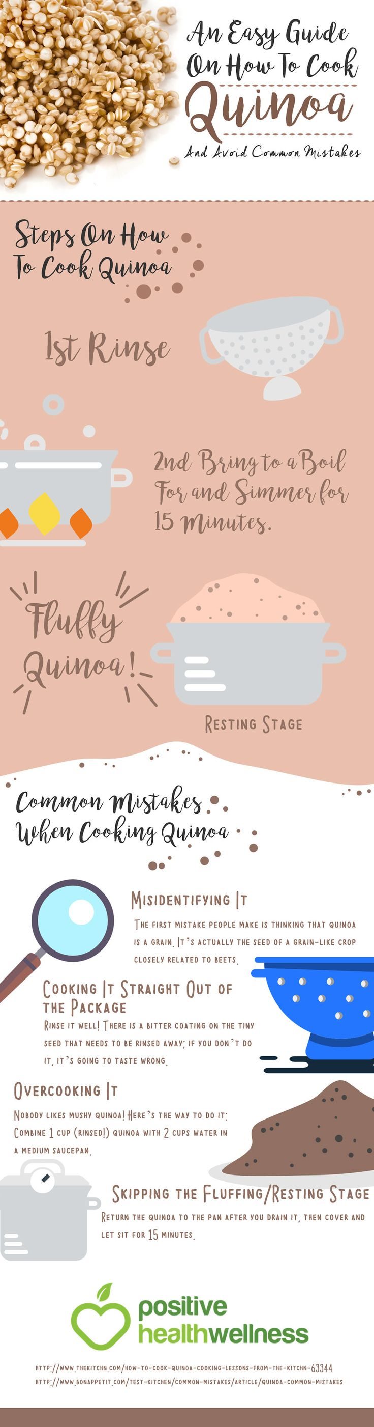 Nutritional value of quinoa per 100g (cooked): How many calories in quinoa – 120, How much protein in quinoa – 4.4g, How many carbs in quinoa – 21g