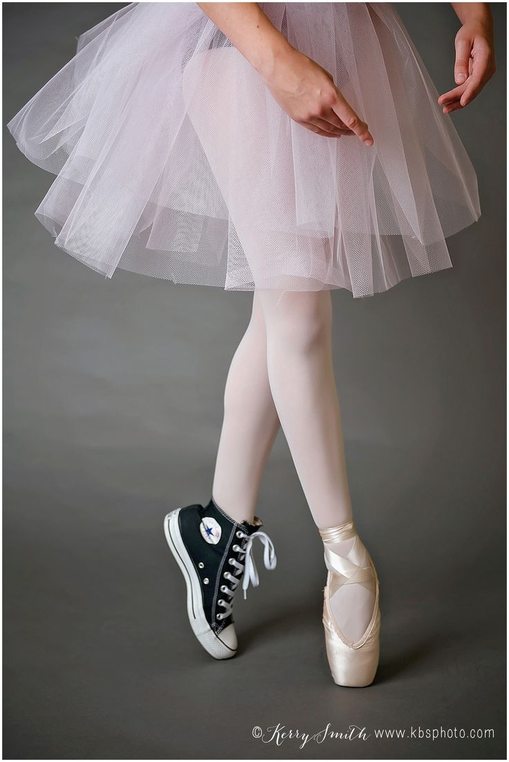 Dance Portraits. Dancer photos. Recital photos. Dance costume. Ballet. Ballerina. Pointe. Pointe shoe and converse all star shoe. Tutu. Senior girl dancer photos. Dancer girl. kbsphoto. richmond VA studio photographer. Kerry B Smith Photography. LOVE THIS!!