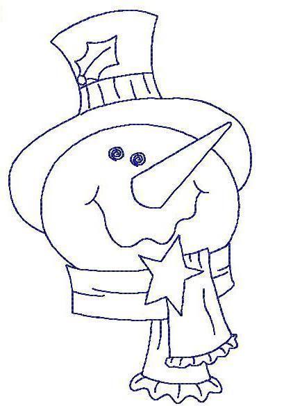 ~ Snowman