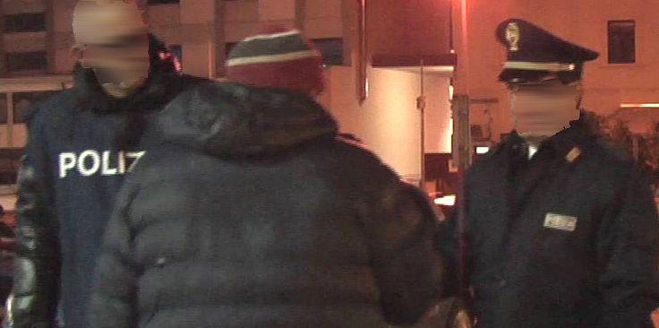 Gomitate, spintoni e insulti ai poliziotti, arrestato perugino